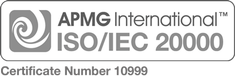 APMG-International ISO/IEC 20000